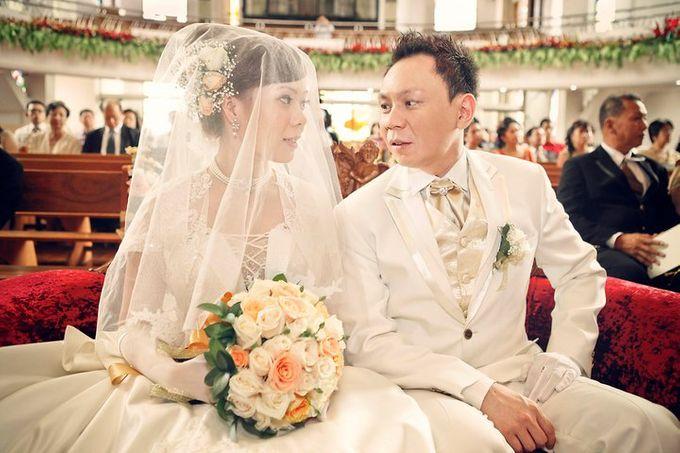 Dedy & Christine Wedding by LoveInk Wedding Planner & Organizer - 002