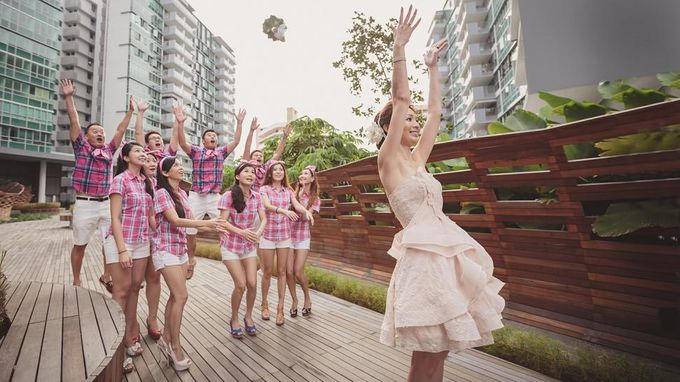 The Wedding of Leslie & Adelynn by Moments By Rendy - 030
