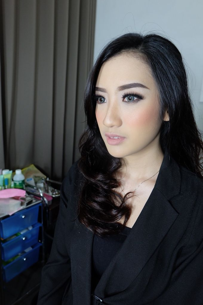 Party Makeup Look by by ivana anneta - 003