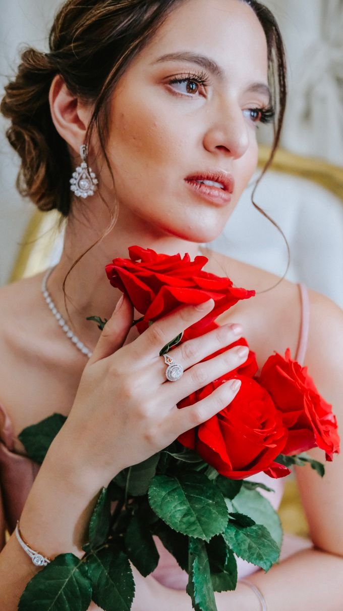 Rose D Amour Collection GIA and GemEx Certified by Adelle Jewellery - 011