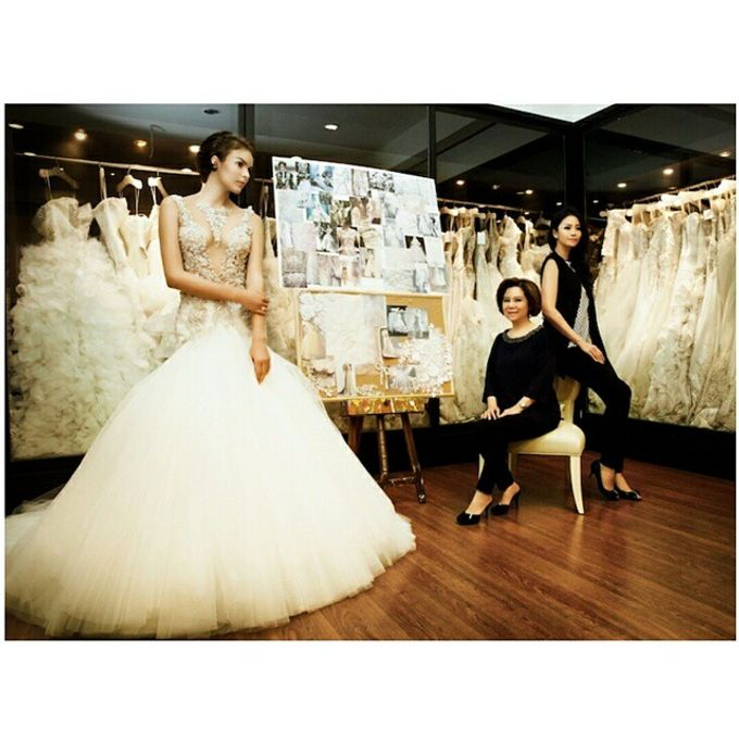 Project Collaboration with Silvia Siantar and Yovita Lesmana by Tinara Brides - 005