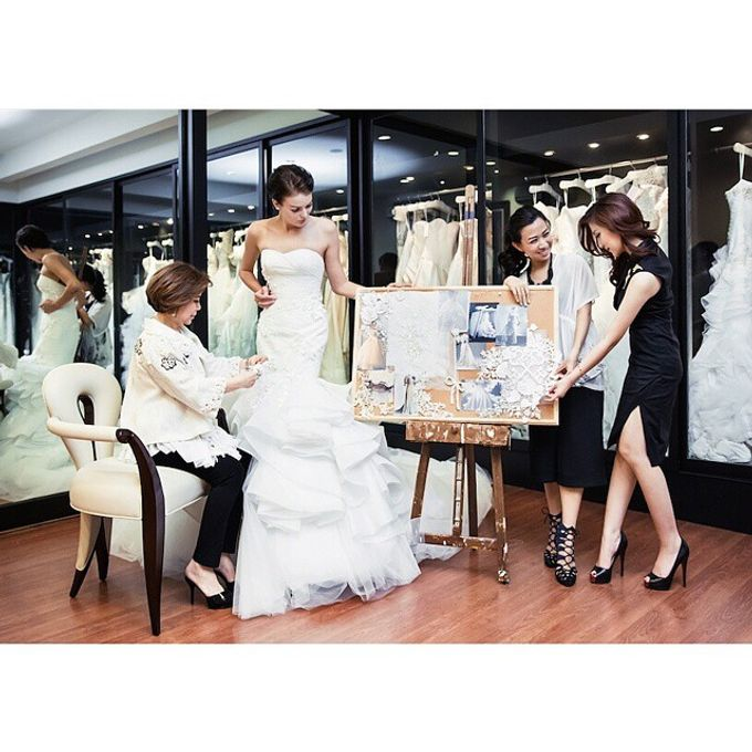 Project Collaboration with Silvia Siantar and Yovita Lesmana by Tinara Brides - 006