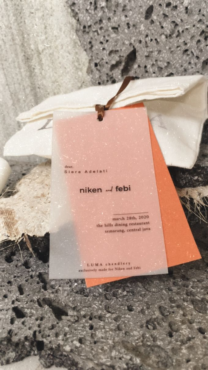 Niken and Febi by LUMA chandlery - 004