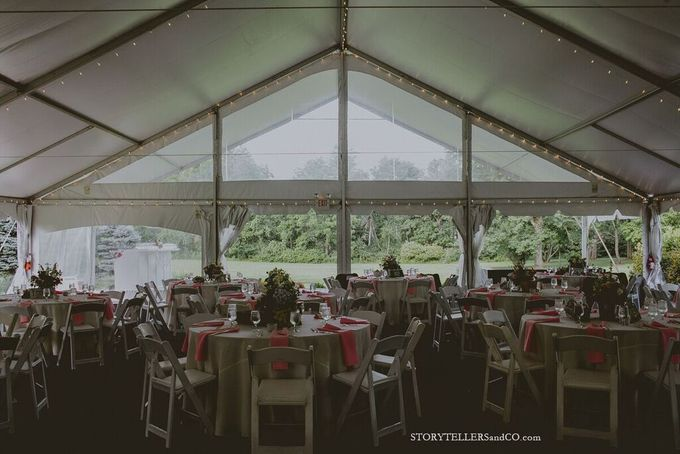 Tented Garden Pavilions by Open Aire Affairs - 006