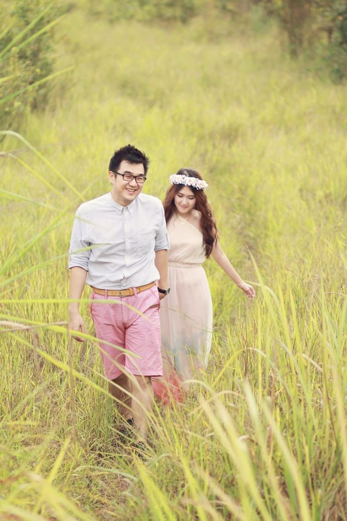 David & Vivi Prewed  and stopmotion by Phico photography - 005