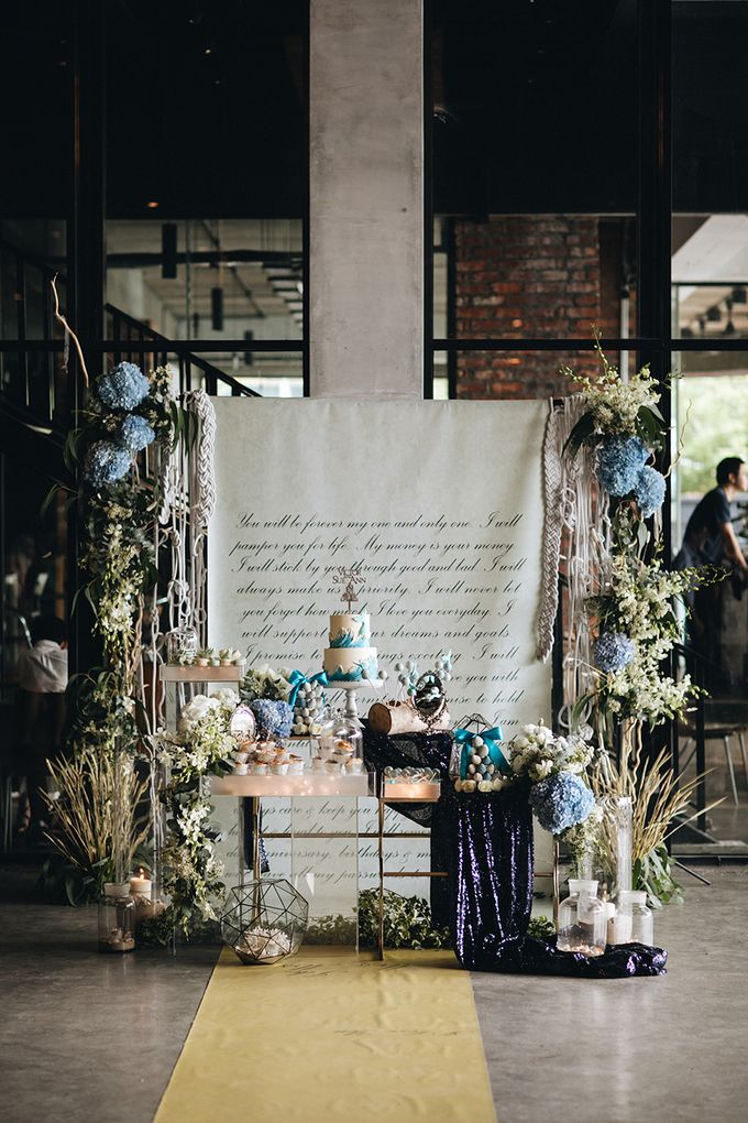 Atlantis Wedding by Arch and Vow Studio - 001