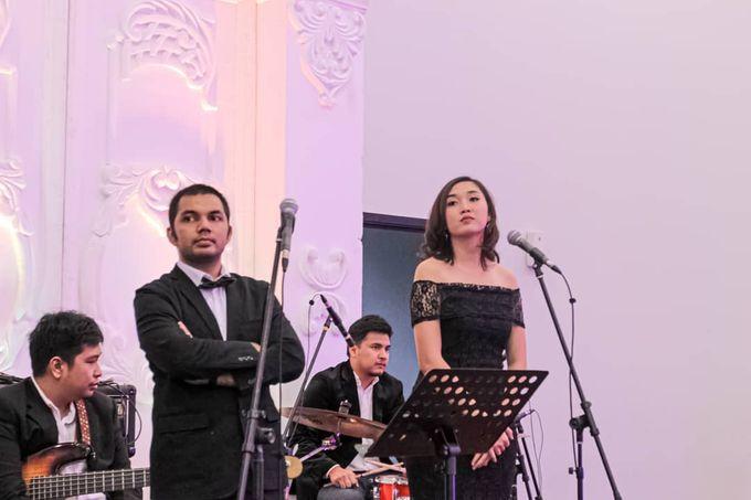 Tiara & Khairul Wedding by Barva Entertainment - 008