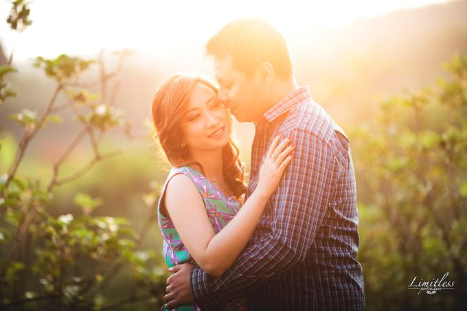 HENDY AND AMEL ENGAGEMENT PHOTOSHOOT by limitless portraiture - 042