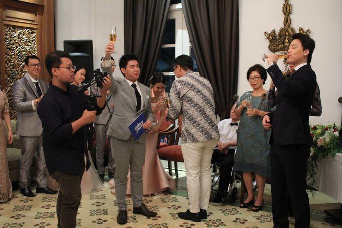 MC Wedding Intimate Plataran Menteng Jakarta - Anthony Stevven by Plataran Indonesia - 005