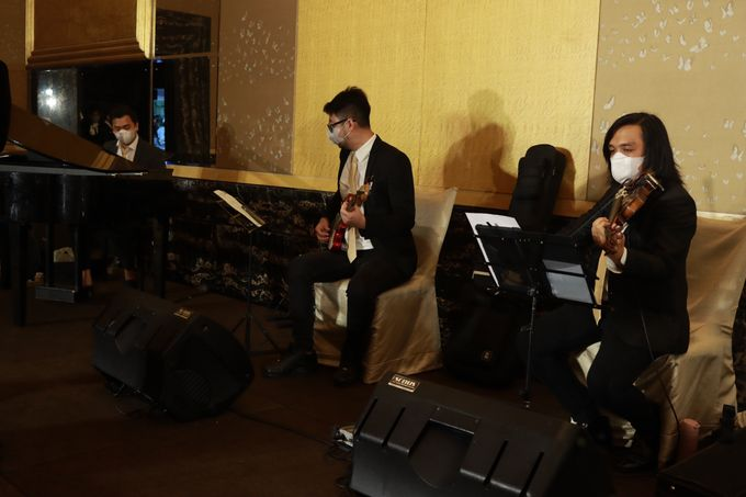 Entertainment Sangjit Hotel Mulia Jakarta by Double V Entertainment by Double V Entertainment - 023
