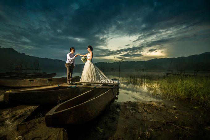 JOHN & HANNY PREWEDDING by DW PhotoArt Bali - 001