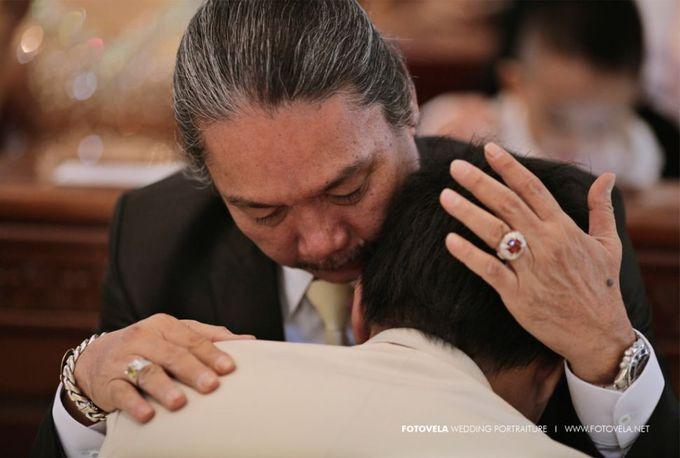 Fendy & Jeany Wedding by fotovela wedding portraiture - 065