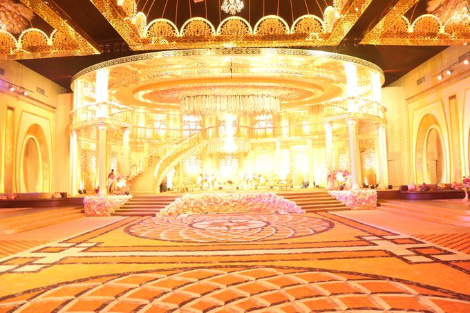 Bride Groom Entry & Entertainment by Xeel Events - 002
