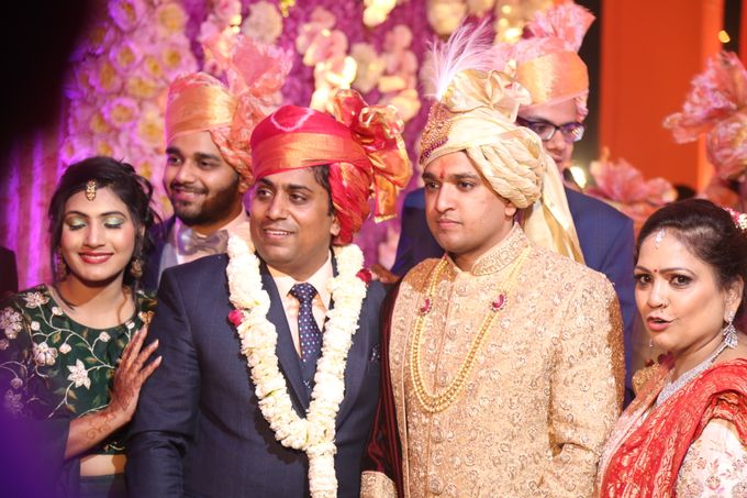 Bride Groom Entry & Entertainment by Xeel Events - 008