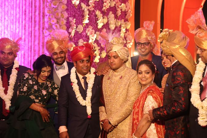 Bride Groom Entry & Entertainment by Xeel Events - 009
