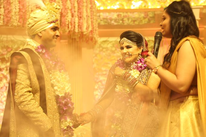 Bride Groom Entry & Entertainment by Xeel Events - 007
