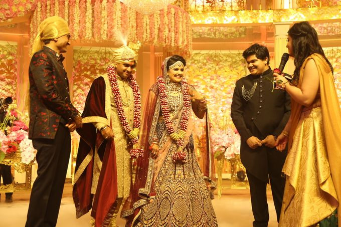 Bride Groom Entry & Entertainment by Xeel Events - 013