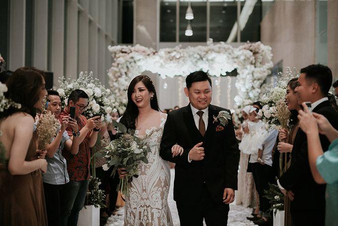 Wedding of Robert & Michelle by La'SEINE Function Hall - 007