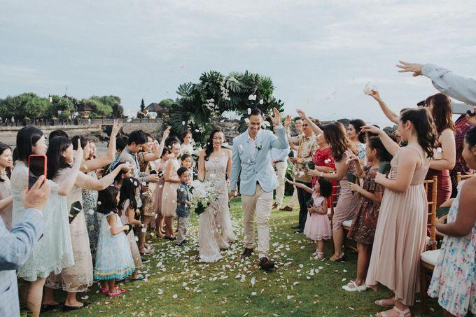 Michael & Medy Wedding by Nagisa Bali - 010