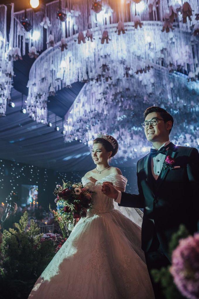 lighting wedding by FLAT PRODUCTION - 003