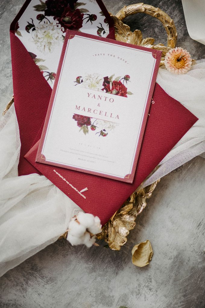 Wedding Day of Yanto & Marcella by KIN Moments - 003