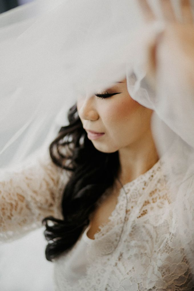 Wedding Day of Yanto & Marcella by KIN Moments - 011