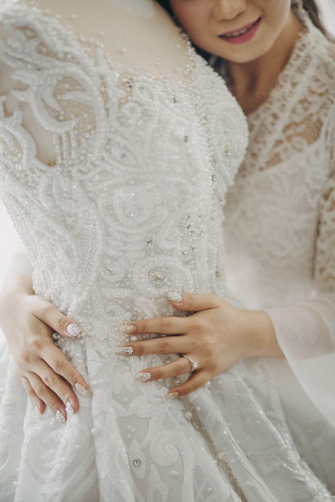 Wedding Day of Yanto & Marcella by KIN Moments - 013