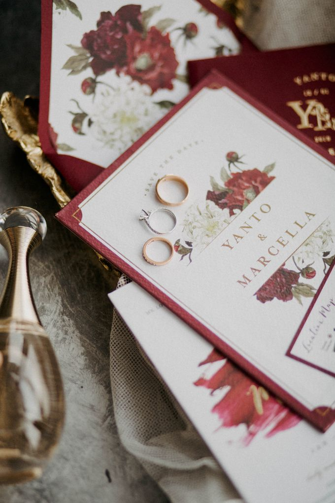 Wedding Day of Yanto & Marcella by KIN Moments - 004