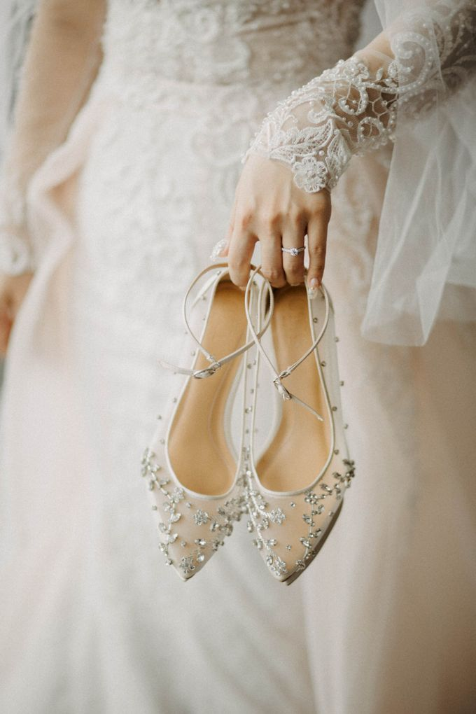 Wedding Day of Yanto & Marcella by KIN Moments - 016