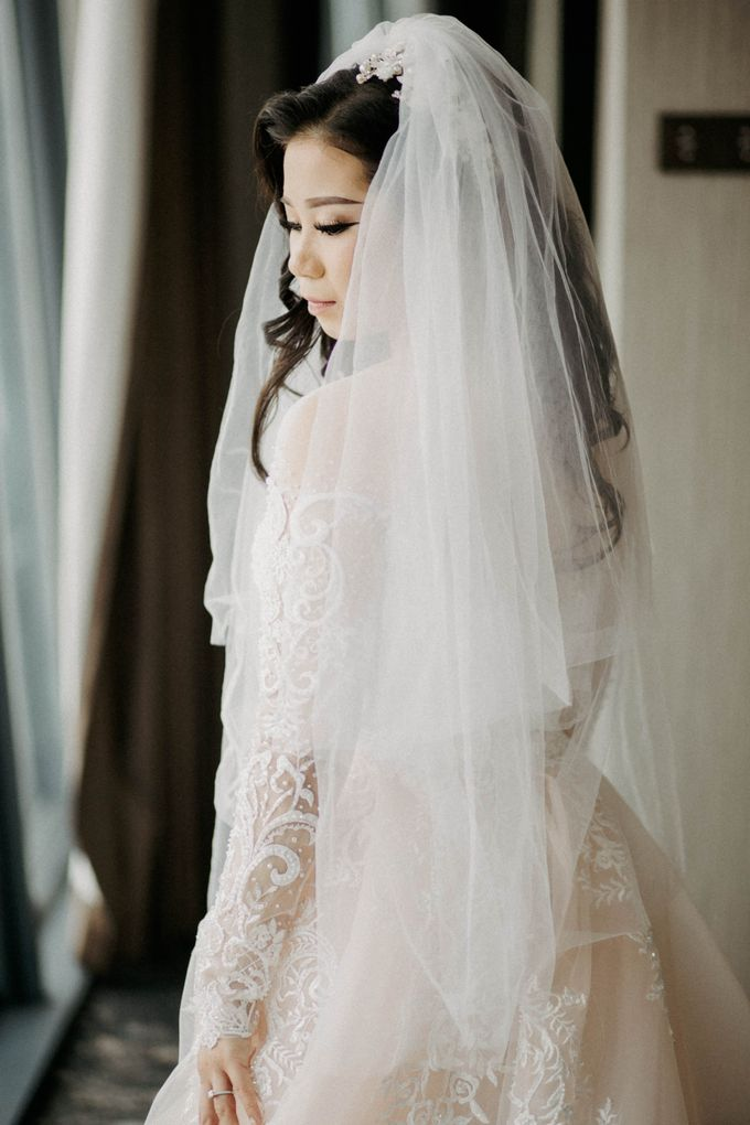 Wedding Day of Yanto & Marcella by KIN Moments - 014