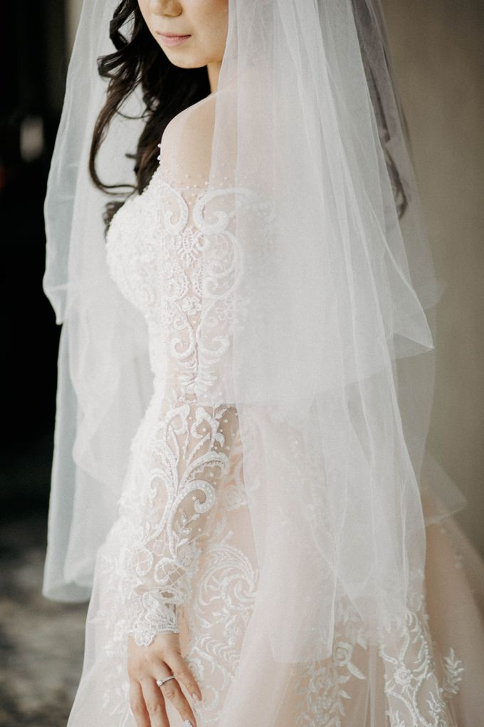 Wedding Day of Yanto & Marcella by KIN Moments - 015