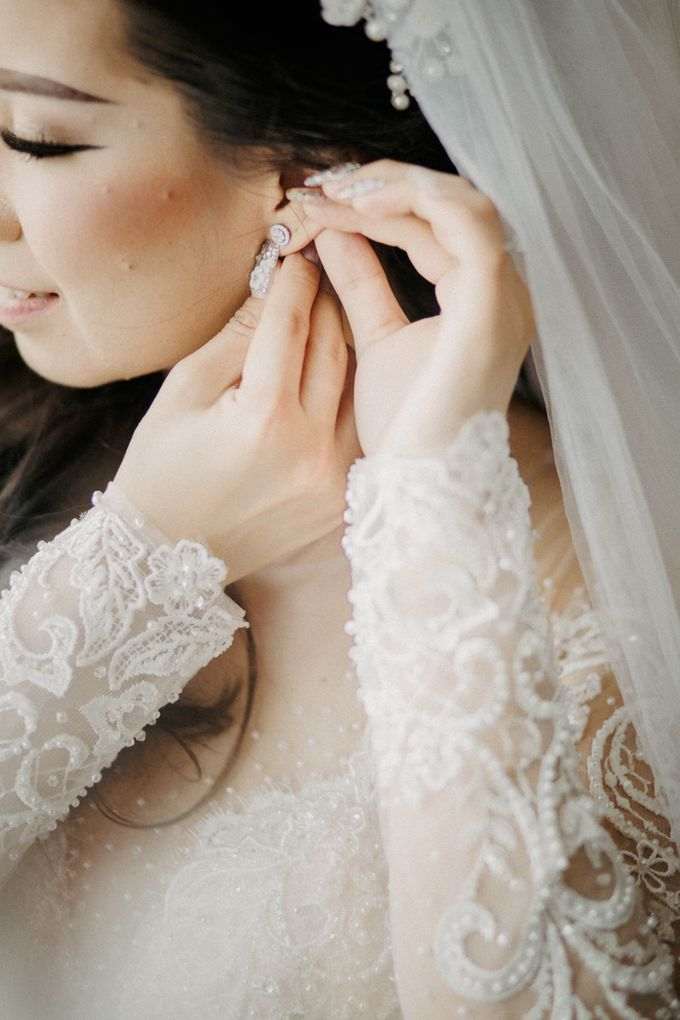 Wedding Day of Yanto & Marcella by KIN Moments - 018