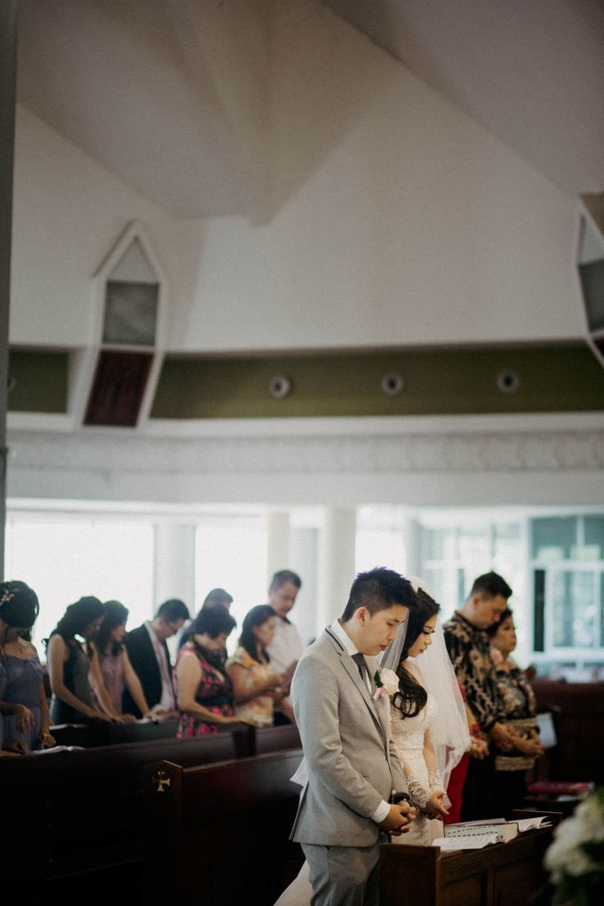 Wedding Day of Yanto & Marcella by KIN Moments - 034