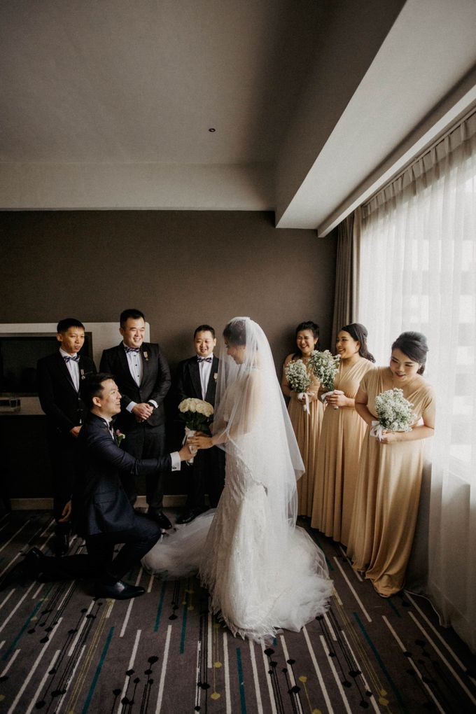 Wedding Day of Leo & Jane by KIN Moments - 032