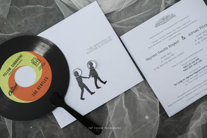 The Ballad of Mew & Ubi by Top Fusion Wedding - 023