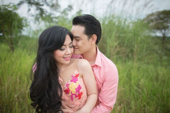 Prewed - Leo & Vanessa by Makeup by Ie - 012