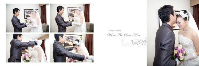 wedding day by Xin-Ai Bride - 002