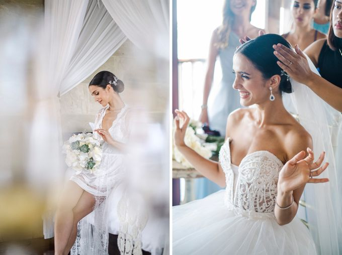 Jesse & Mahsa Wedding by Chroma Wedding - 005