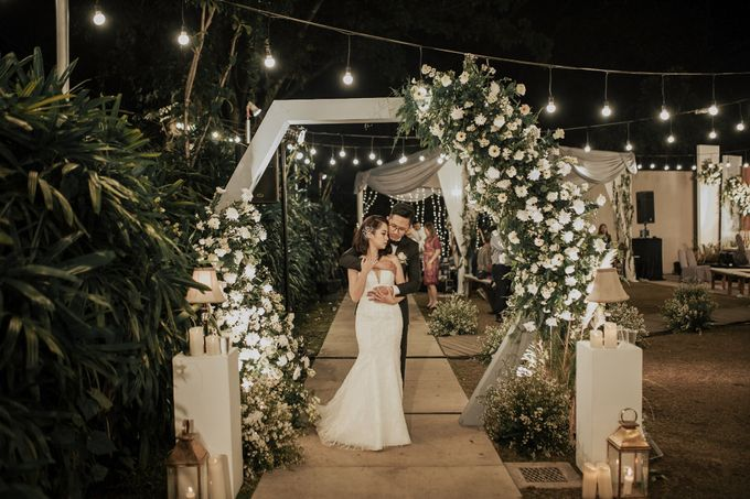The Wedding of Tommy Kintami by Elior Design - 013