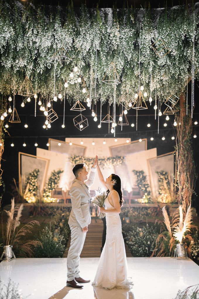 The Wedding of Nico & Evelyn by Elior Design - 002