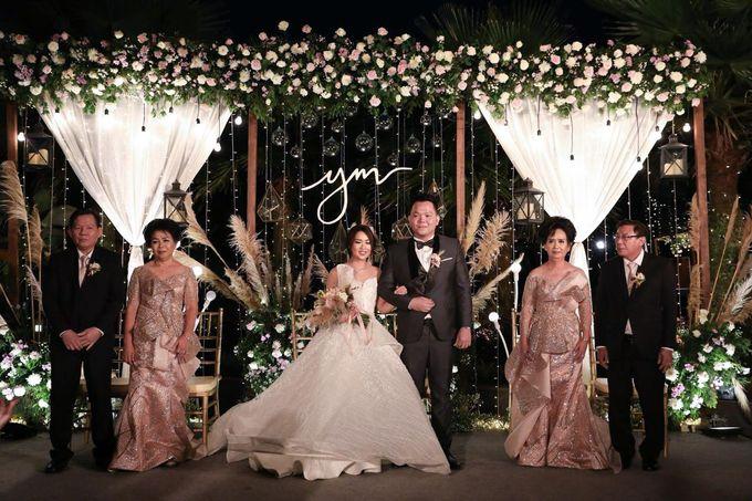 The Wedding Of  Yogi & Monica by Elior Design - 008