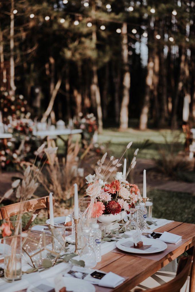 The Wedding of Nysha and Fariz by Elior Design - 027