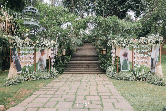 The Wedding of Citra & Deri by Elior Design - 008