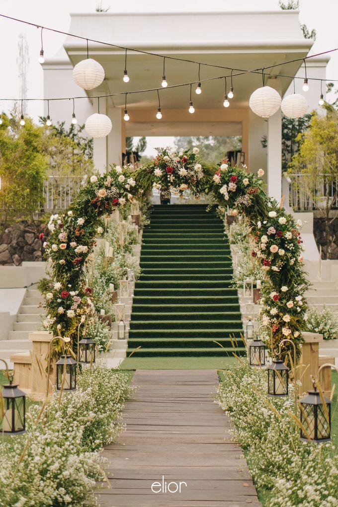 The Wedding of Adrian & Viola by Elior Design - 006