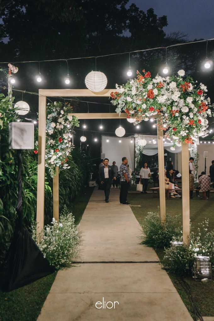 The Wedding of Laras and Dhika by Elior Design - 014