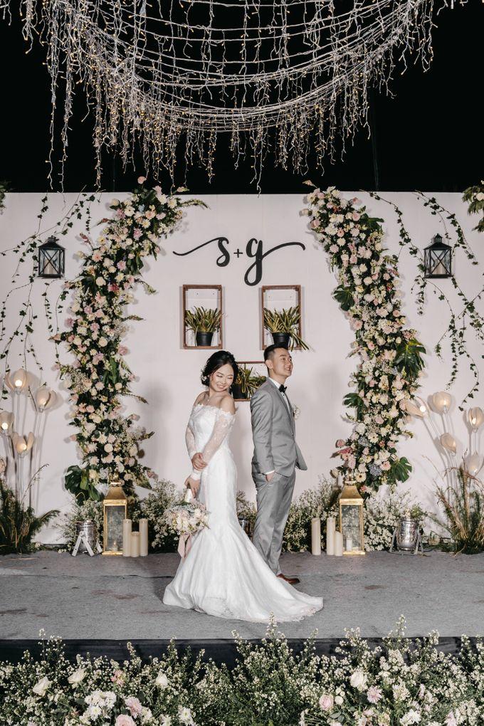 The Wedding of Stephan & Gabby by Elior Design - 015
