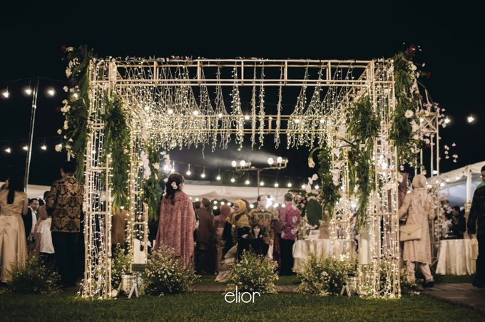 The Wedding of Nadia and Irham by Elior Design - 014