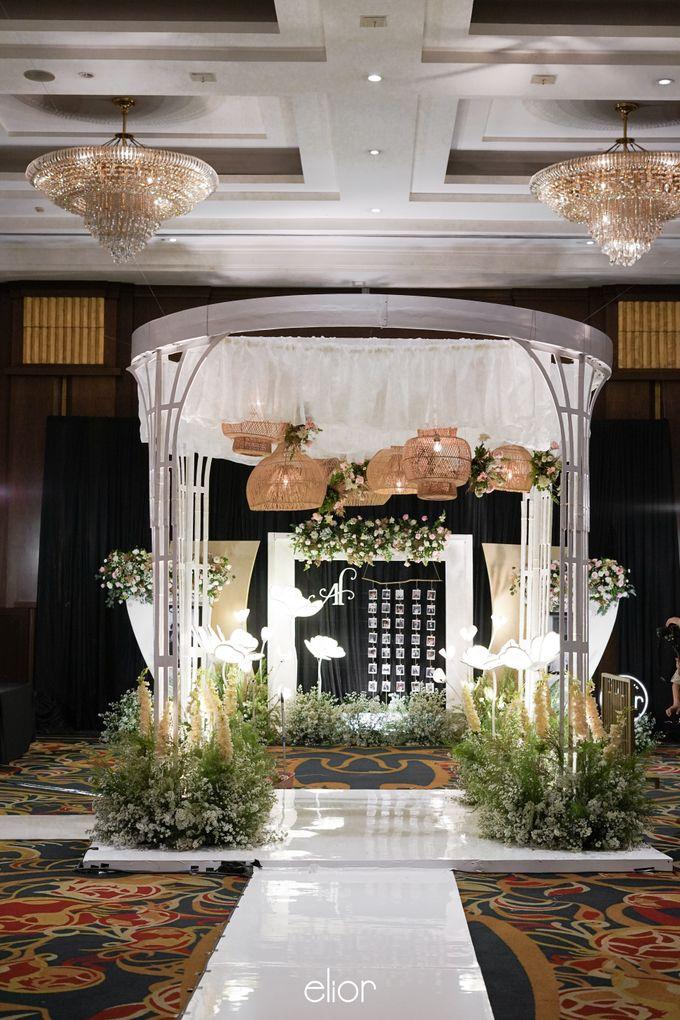 The Wedding of Avi and Farhan by Elior Design - 003