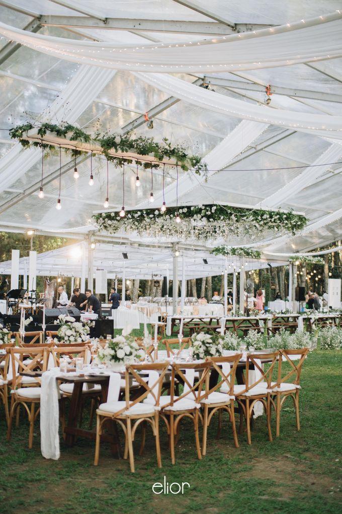 The Wedding Of Ferdi & Tania by Elior Design - 026