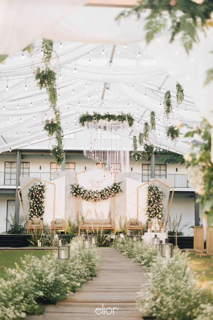The Wedding of Randy & Rulin by Elior Design - 008